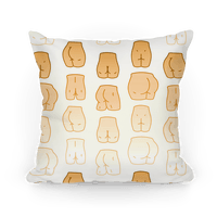 Skin Tone Butt Pattern