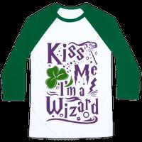 Kiss Me! I'm a Wizard!