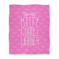 Kitty Cuddle Weather