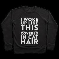 I Woke Up Covered In Cat Hair