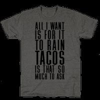Rain Tacos