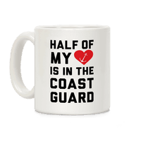 Half My Heart Is In The Coast Guard