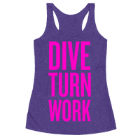 Dive Turn Work
