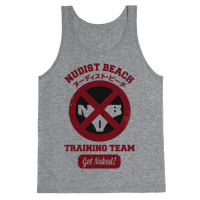 Nudist Beach Training Team