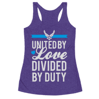 United By Love, Divided By Duty (Airforce)