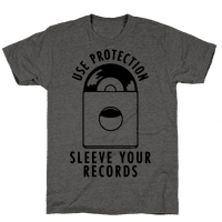 Use Protection Sleeve Your Records
