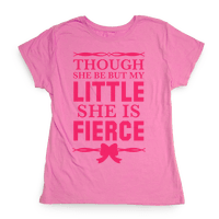 Though She Be But My Little She Is Fierce (Shakespeare Big & Little)