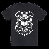 Grammar Police Academy