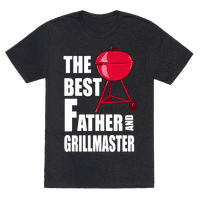The Best Father and Grillmaster