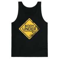 Body Under Construction tank