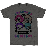 Skeletons Against Sexism