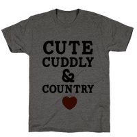 Cute Cuddly & Country