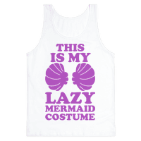 This Is My Lazy Mermaid Costume