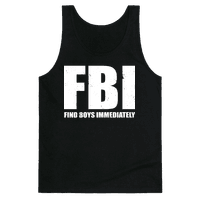 FBI (Find Boys Immediately) (Dark Tank)