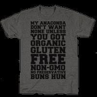 Baby Got Gluten Free Buns