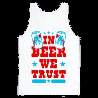 In Beer We Trust