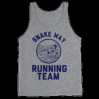 Snake Way Running Team