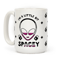 I'm A Little Bit Spacey Mug