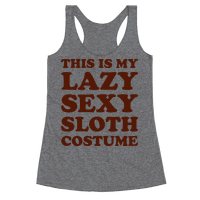 This Is My Lazy Sexy Sloth Costume