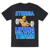 Eternia Lifting Team