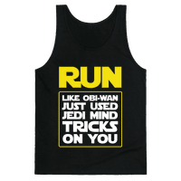 Run Like Jedi Mind Tricks Made You