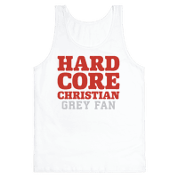 Hardcore Christian Grey Fan