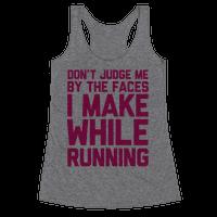 Don't Judge me When I Run