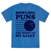 Bowling Puns Are Right Up My Alley