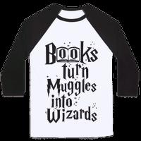 Reading Turns Muggles Into Wizards Baseball