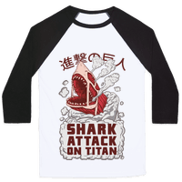 Shark Attack On Titan