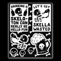 Halloween Drinking