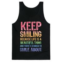 Keep Smiling (Dark Tank)