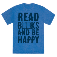 Read Books And Be Happy