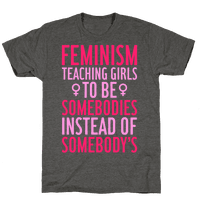 Feminism: Teaching Girls