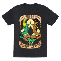 Serpents Against Sexism