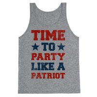 Time to Party Like A Patriot