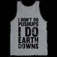 I Do Earthdowns