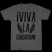 Viva La Education