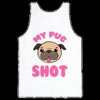 My Pug Shot