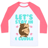 Let's Stay in & Cuddle (Color)