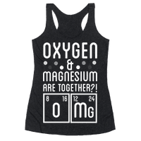 Oxygen and Magnesium are Together? OMG.