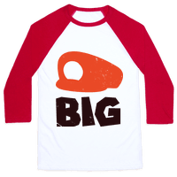 Super Bro Big (Baseball Tee)