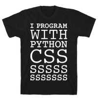 I Program With Python CSS