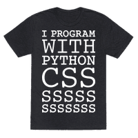 I Program With Python CSS