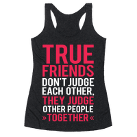 True Friends (Judge Other People Together)