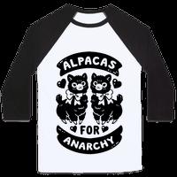 Alpacas For Anarchy