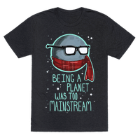 Hipster Pluto Tee