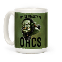 My Sexuality is Orcs