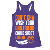 Don't Cha Wish Your Girlfriend Could Shoot Like Me