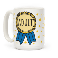 Adult Award Mug